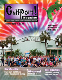 Gulfport! Magazine - Summer 2010