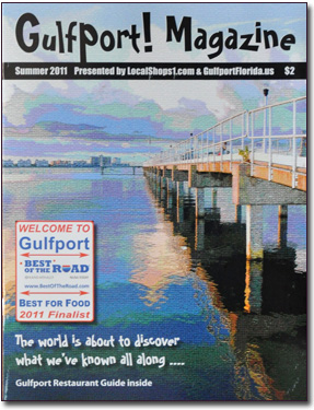 Gulfport! Magazine - Summer 2011 Edition